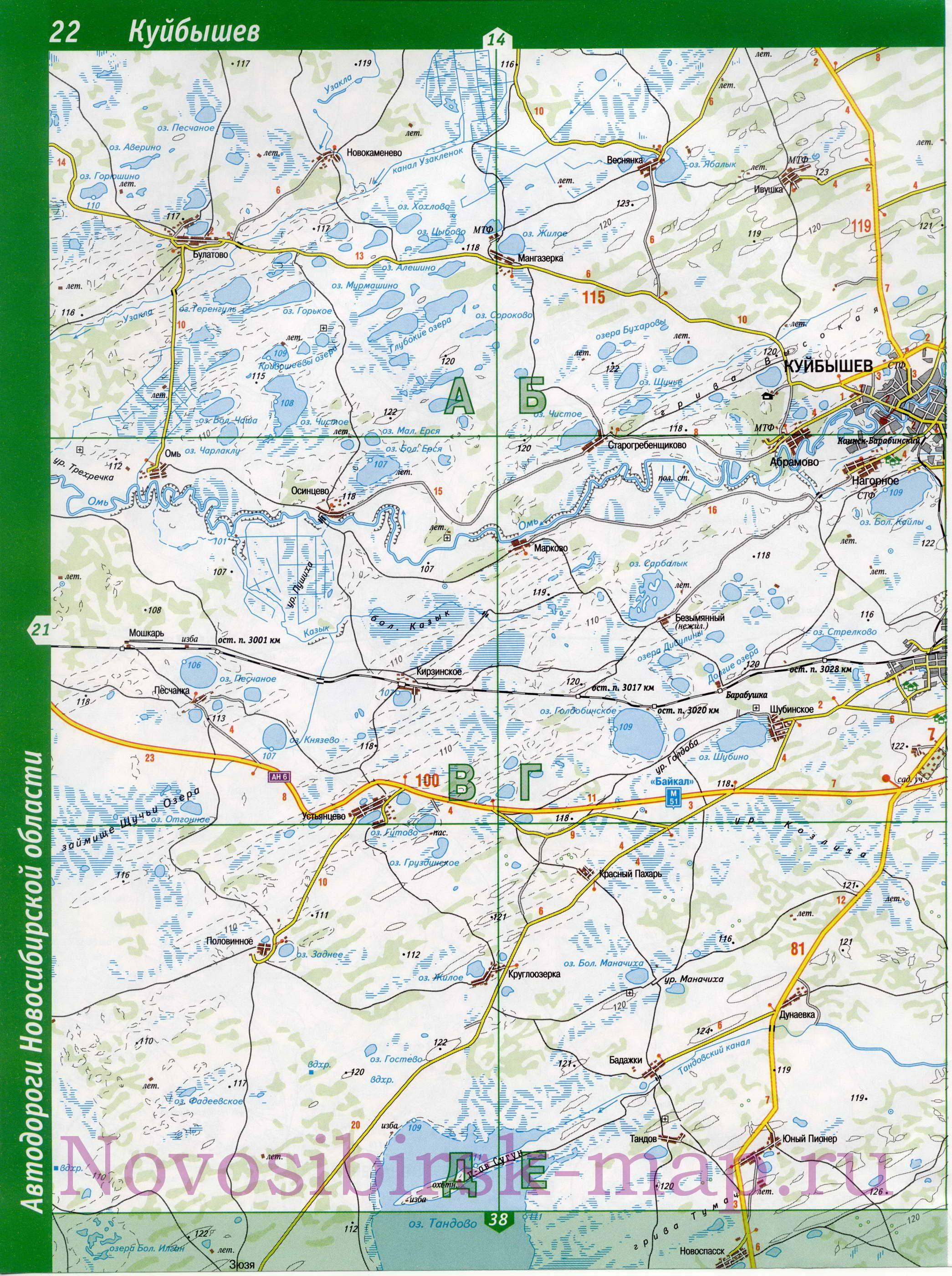 Карта где находится кольский полуостров на карте